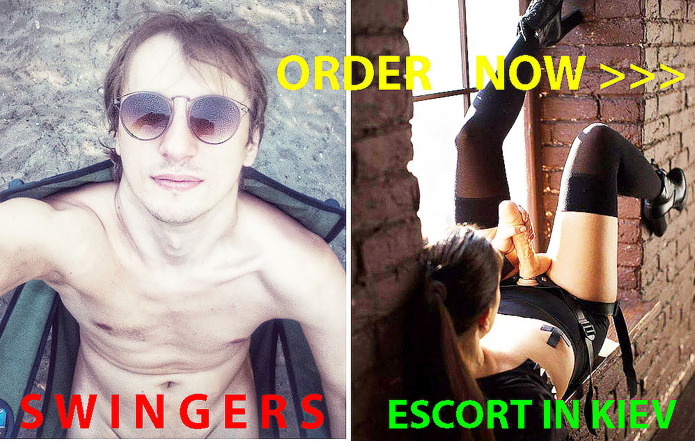 Swingers in Kiev - Order escort for couples in Ukraine - Real photo